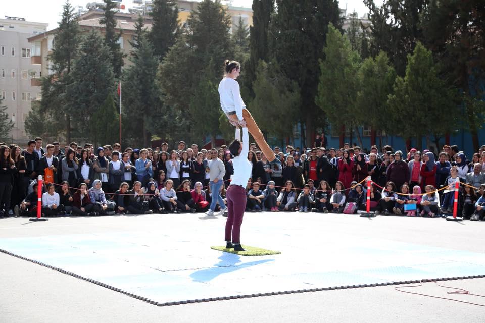 cirque dole l'atribudu quoi école compagnie cie