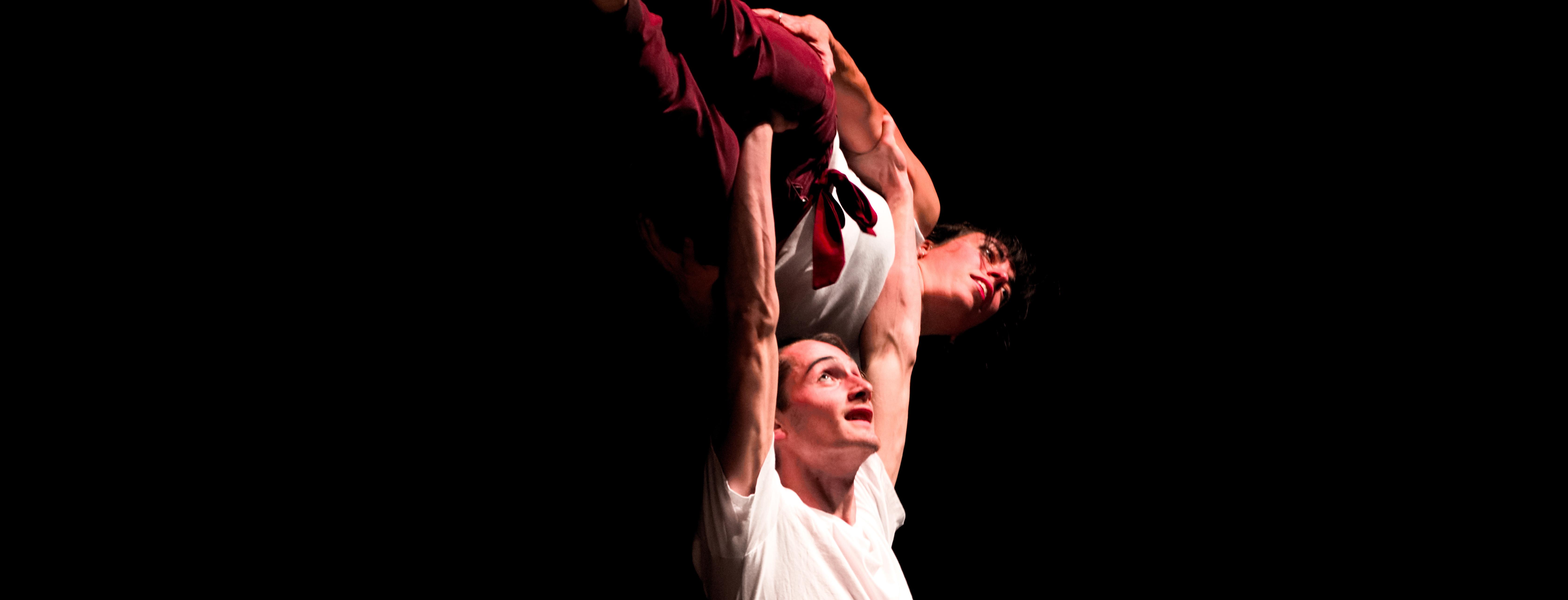 cirque dole l'atribudu quoi école compagnie cie porté acrobatique