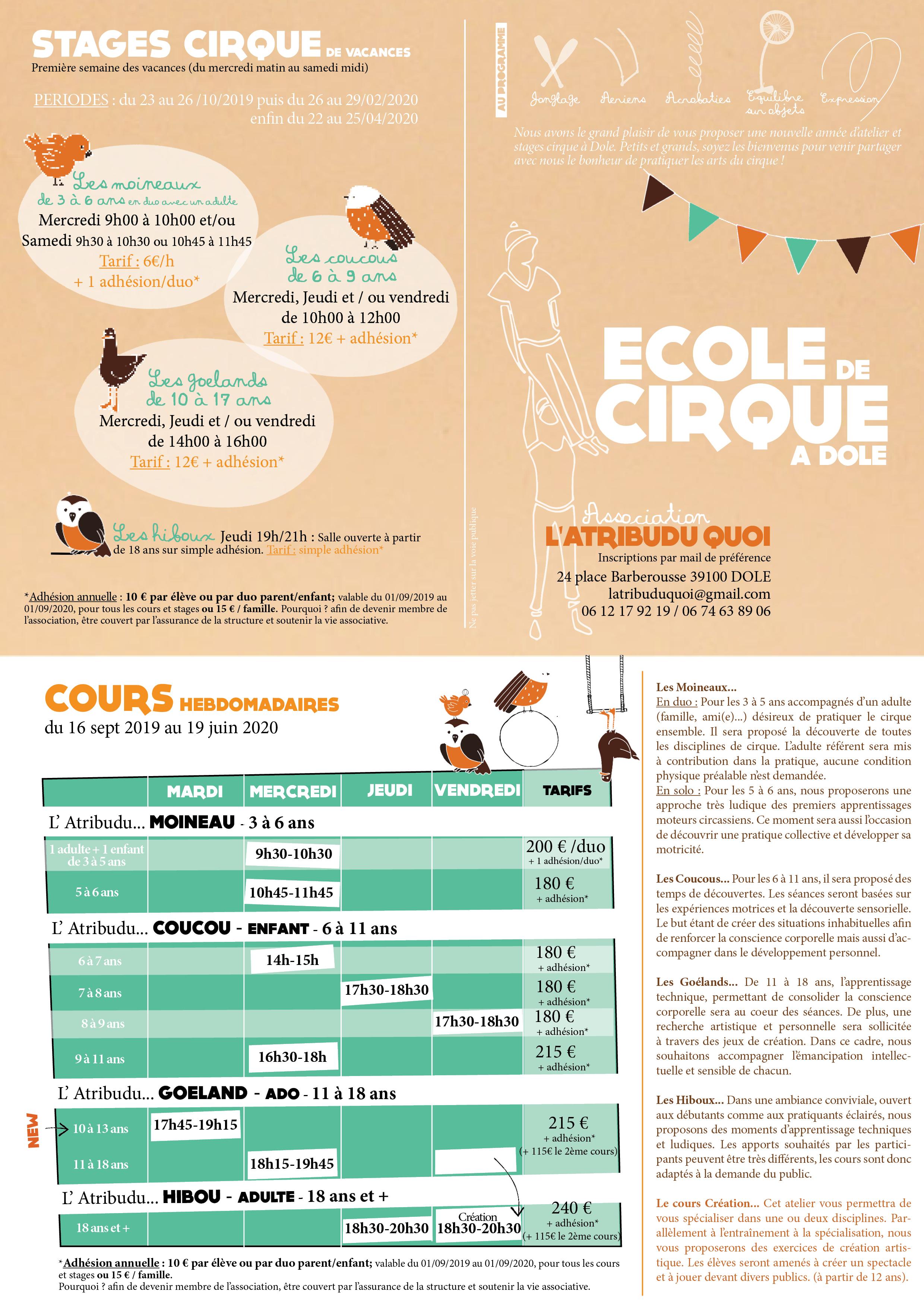 CIRQUE DOLE